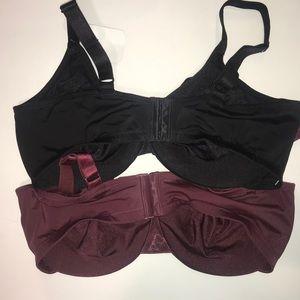 Olga Intimates & Sleepwear - Olga 5006M underwire bra lot 38D NEW